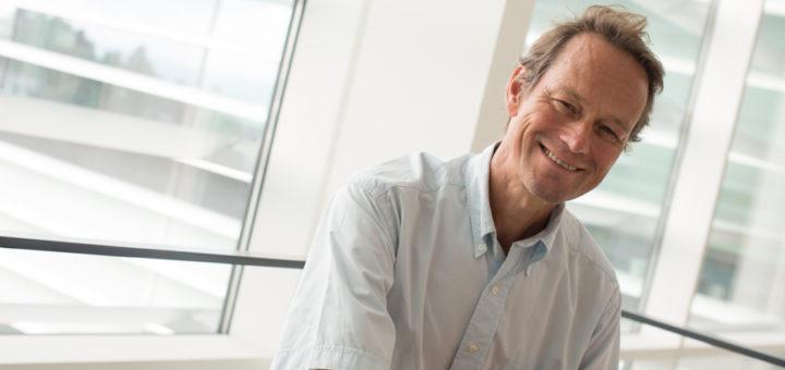 Ola Myklebost leder kreftgenomikk-prosjektet.